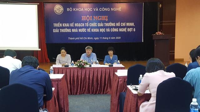 Giải thưởng Hồ Chí Minh và Nhà nước về KH&CN đợt 6: Chặt chẽ về thủ tục và hồ sơ xét tặng - Ảnh 1.