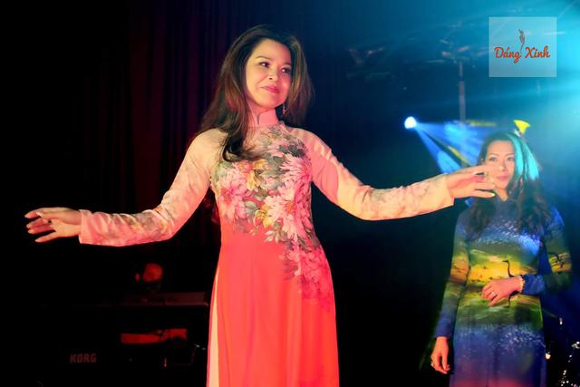 Dáng Xinh – Thương hiệu áo dài đã được biết đến trên 20 quốc gia - Ảnh 1.