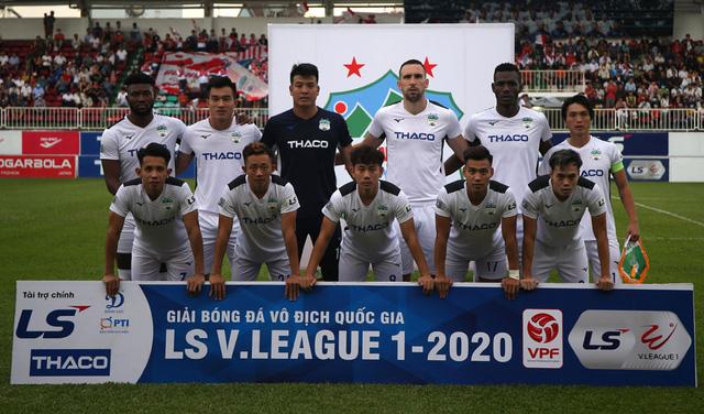 ẢNH: Hoàng Anh Gia Lai thắng tối thiểu DNH Nam Định (Vòng 4 V.League 2020) - Ảnh 3.