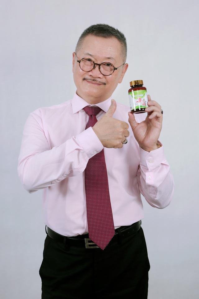 Bí quyết hỗ trợ giảm triệu chứng dạ dày của nhiều nghệ sĩ Việt - Ảnh 1.