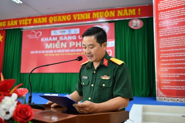 Gần 1.000 trẻ em được khám tầm soát tim bẩm sinh tại Kiên Giang - Ảnh 11.