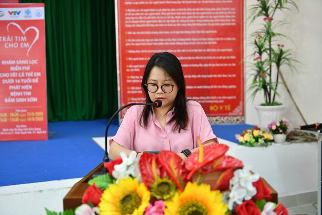 Gần 1.000 trẻ em được khám tầm soát tim bẩm sinh tại Kiên Giang - Ảnh 10.