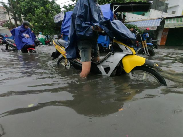 TP.HCM sắp đón những cơn mưa cực lớn, đề phòng ngập lụt khu vực thấp - Ảnh 5.