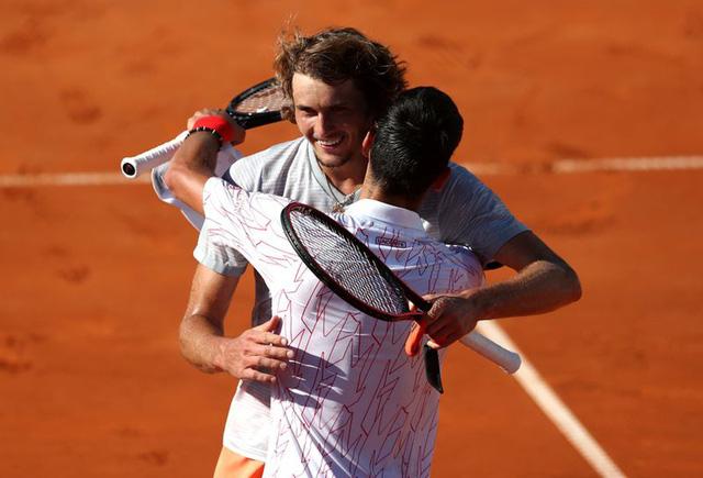 Djokovic bị loại khỏi Adria Cup - Ảnh 1.