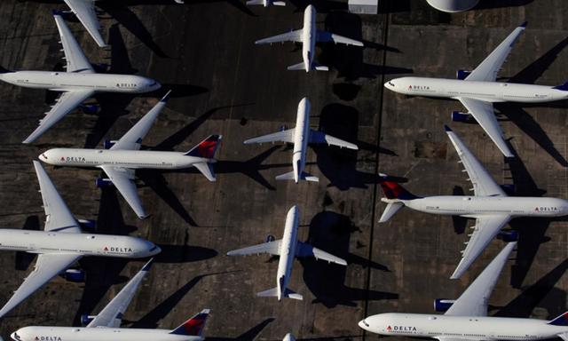Các nước giải cứu ngành hàng không thế giới - Ảnh 2.