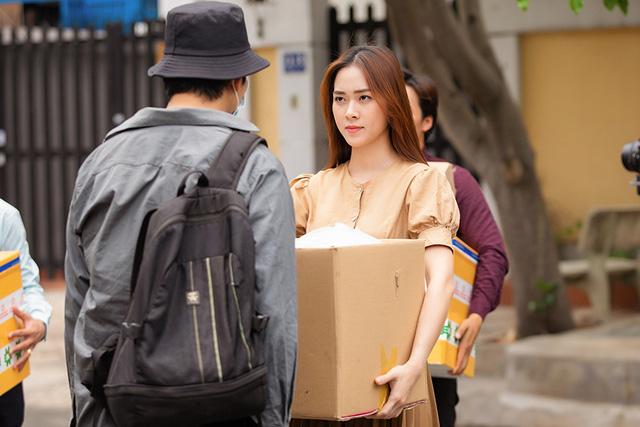 Diệp Bảo Ngọc đóng cặp với Tim trong phim mới trên VTV3 - Ảnh 1.