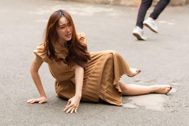 Diệp Bảo Ngọc đóng cặp với Tim trong phim mới trên VTV3 - Ảnh 3.