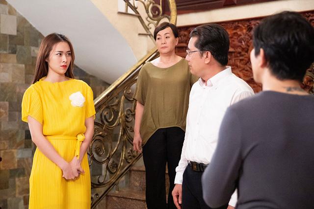 Diệp Bảo Ngọc đóng cặp với Tim trong phim mới trên VTV3 - Ảnh 5.