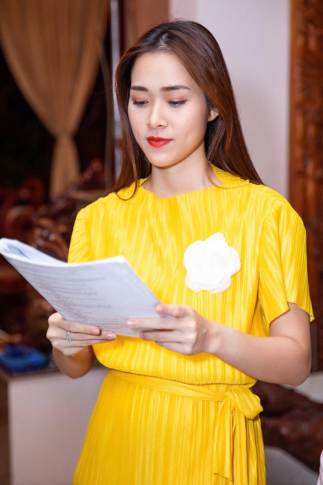 Diệp Bảo Ngọc đóng cặp với Tim trong phim mới trên VTV3 - Ảnh 7.