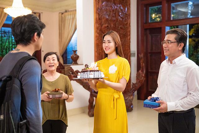 Diệp Bảo Ngọc đóng cặp với Tim trong phim mới trên VTV3 - Ảnh 6.