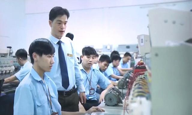 Nhiều thí sinh chuyển hướng sang các trường đào tạo nghề - Ảnh 1.