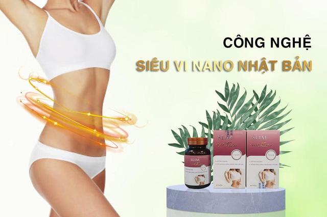 Công nghệ siêu vi nano Nhật Bản - Bước tiến mới trong hành trình giảm cân của người Việt cùng Slim Vita Plus - Ảnh 2.