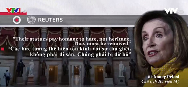 Vì sao những bức tượng trở thành mục tiêu trút giận của người dân Mỹ? - Ảnh 2.