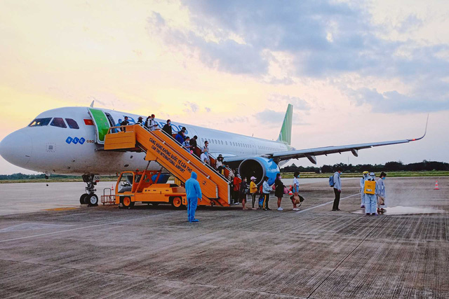 On 15 June, Bamboo Airways operated a special flight bring more than 200 stranded Vietnamese in Kuwait, Egypt and Qatar back to Vietnam
