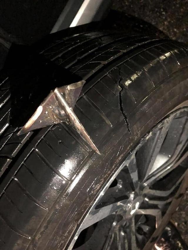 Truy các đối tượng rải đinh bẫy xe trên cao tốc qua Quảng Ninh - ảnh 1