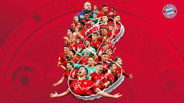 Bayern Munich lần thứ 8 liên tiếp vô địch Bundesliga - Ảnh 3.