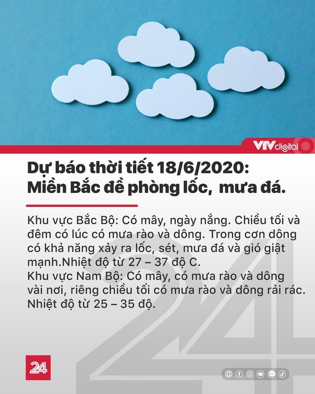 Tin nóng đầu ngày 18/6: Tai nạn nghiêm trọng ở Quảng Ninh, phát hiện sửa điểm thi tuyển công chức - Ảnh 11.