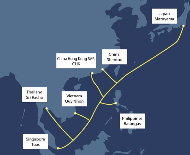 Viettel triển khai tuyến cáp quang biển dung lượng băng thông lớn nhất Việt Nam - Ảnh 1.