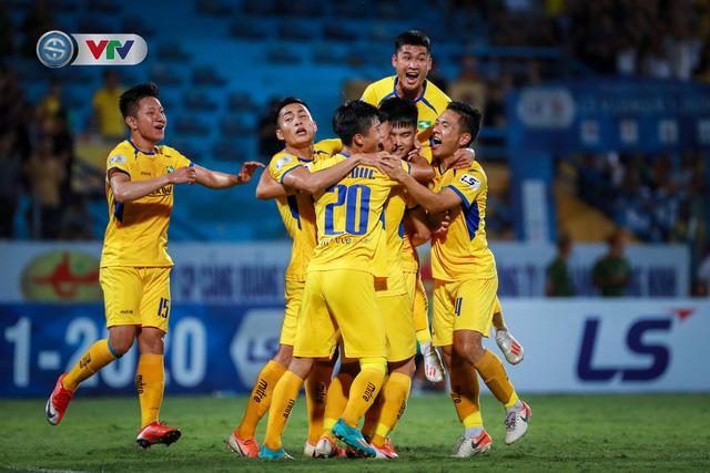 Sông Lam Nghệ An thừa nhận may mắn khi thắng CLB Hà Nội - Ảnh 2.