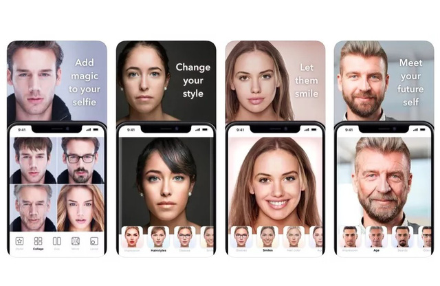 FACEAPP - ứng dụng đổi giới tính, tiềm ẩn những rủi ro như thế nào???