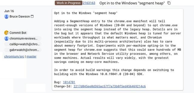 Google sẽ hạn chế việc ngốn RAM của trình duyệt Chrome - Ảnh 1.