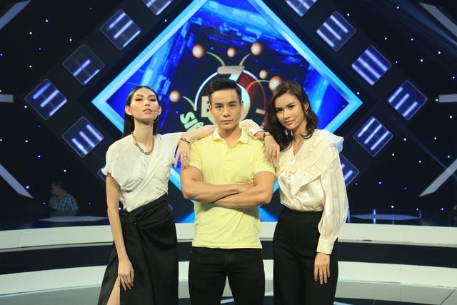 Đại Nhân đòi dằn mặt Cao Thiên Trang, Thùy Dương trên sóng truyền hình - ảnh 2