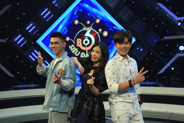 Đại Nhân đòi dằn mặt Cao Thiên Trang, Thùy Dương trên sóng truyền hình - ảnh 1