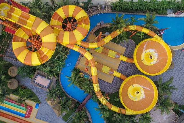 Khai trương công viên chủ đề lớn nhất Việt Nam - Vinwonders Phú Quốc - Ảnh 7.
