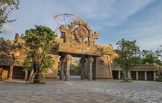 Khai trương công viên chủ đề lớn nhất Việt Nam - Vinwonders Phú Quốc - Ảnh 8.
