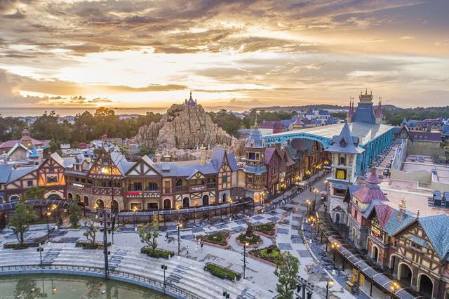 Khai trương công viên chủ đề lớn nhất Việt Nam - Vinwonders Phú Quốc - ảnh 9