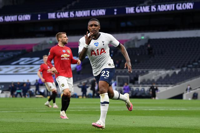 Tottenham 1-1 Man Utd: Bruno Fernandes lấy lại 1 điểm cho Quỷ đỏ - Ảnh 1.
