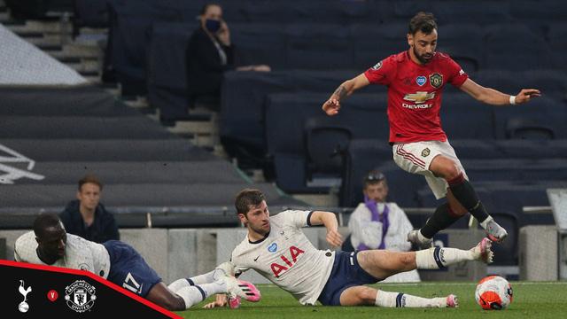 Tottenham 1-1 Man Utd: Bruno Fernandes lấy lại 1 điểm cho Quỷ đỏ - Ảnh 3.
