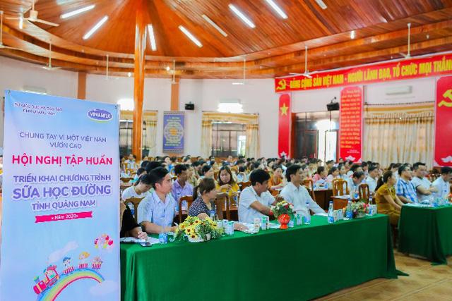 Quảng Nam triển khai Sữa học đường, trẻ em được uống sữa miễn phí - Ảnh 4.