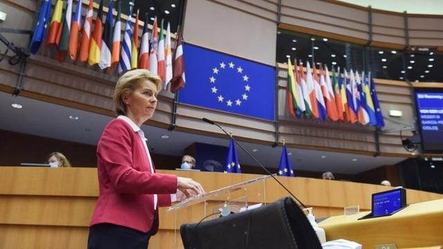 EU bàn về gói kích thích kinh tế lớn nhất lịch sử - Ảnh 1.