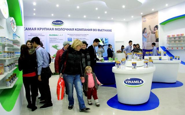 Vinamilk mở cánh cửa cho ngành sữa vào 5 nước thuộc Liên minh kinh tế Á - Âu - Ảnh 1.