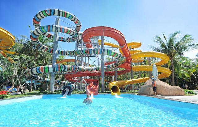 VinWonders Vũ Yên - Công viên chủ đề trị giá tỷ USD chính thức khởi công - Ảnh 5.