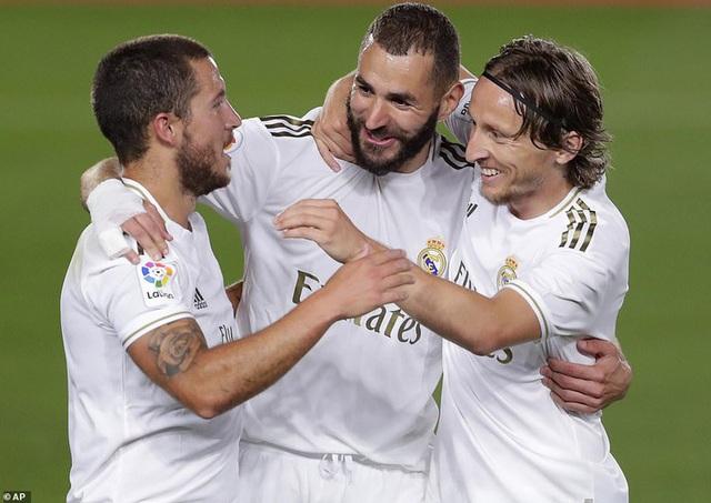 Real Sociedad – Real Madrid: Thắng để bám đuổi Barcelona (3h00 ngày 22/6) - Ảnh 3.