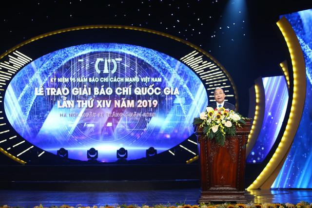 Đài THVN giành 1 giải A, 2 giải C tại Giải Báo chí quốc gia 2019 - Ảnh 1.
