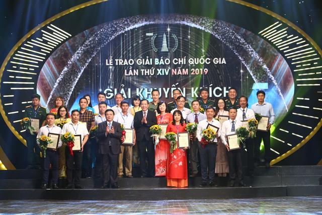 Danh sách tác giả, tác phẩm đoạt Giải Báo chí quốc gia lần thứ XIV - năm 2019 - Ảnh 2.