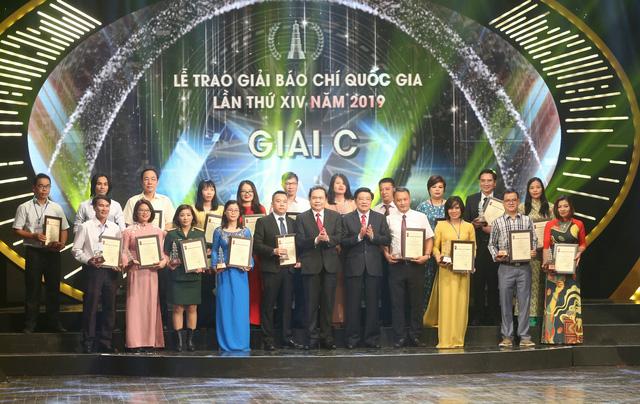 Danh sách tác giả, tác phẩm đoạt Giải Báo chí quốc gia lần thứ XIV - năm 2019 - Ảnh 1.