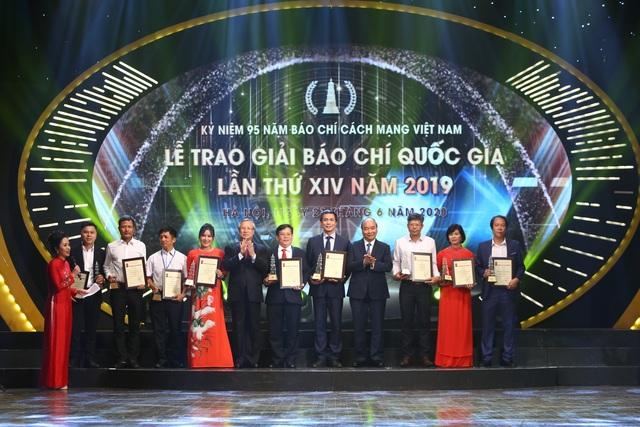 Danh sách tác giả, tác phẩm đoạt Giải Báo chí quốc gia lần thứ XIV - năm 2019 - Ảnh 3.
