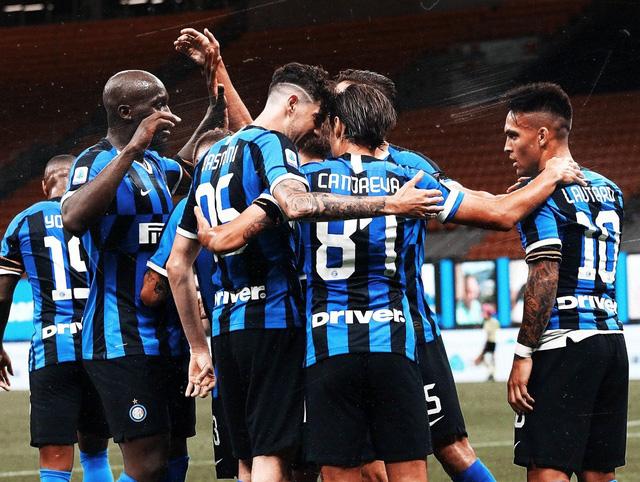 Kết quả, BXH VĐQG Italia Serie A: Atalanta 4-1 Sassuolo, Inter 2-1 Sampdoria - Ảnh 5.