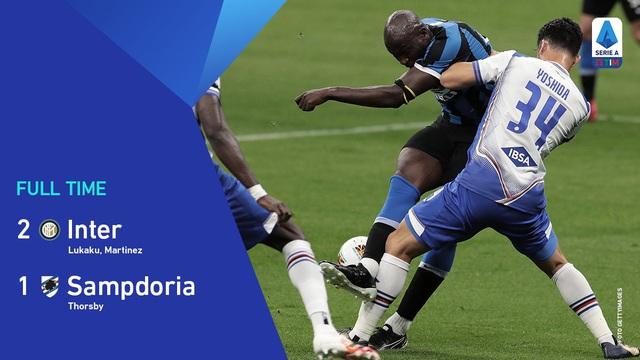 Kết quả, BXH VĐQG Italia Serie A: Atalanta 4-1 Sassuolo, Inter 2-1 Sampdoria - Ảnh 4.