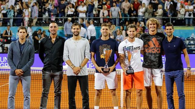 Grigor Dimitrov nhiễm COVID-19, hàng loạt sao quần vợt lo lắng! - Ảnh 2.