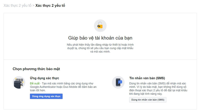 Những cách bảo mật giúp tài khoản Facebook không bị hack - Ảnh 2.