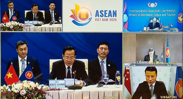 Tăng cường xây dựng cộng đồng văn hóa - xã hội ASEAN - Ảnh 1.