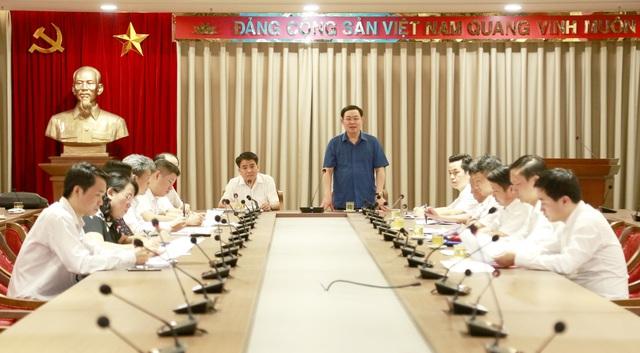 Hà Nội nhận các đề xuất đầu tư hơn 26 tỷ USD - Ảnh 1.