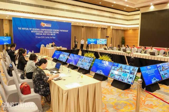 ASEAN quyết tâm ký RCEP trong năm 2020 - Ảnh 1.