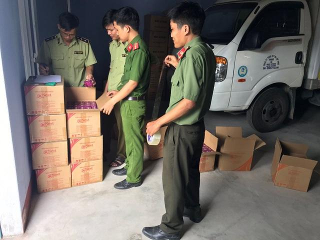 Bình Định: Phát hiện một công ty dùng mủ trôm làm yến - Ảnh 1.