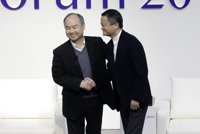 Ông trùm liều ăn nhiều dứt áo rời Alibaba - Ảnh 2.